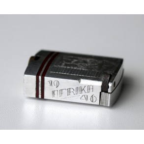 Period lighter, personal item made by Afrikakorps, Tunesia POW