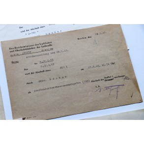 Grouping to DKiG winner Oltn Otto Decker, JG 52, 45 Abschusse! Spitfire, Margate 1940