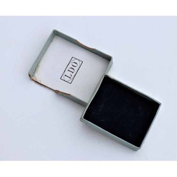 Baby blue LDO box for LDO medal