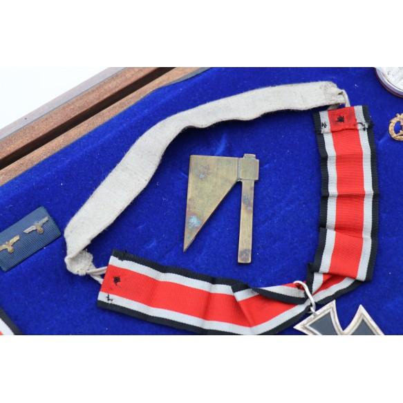 Knights cross winner grouping to U-boot Korvettenkapitän Eitel-Friedrich Kentrat