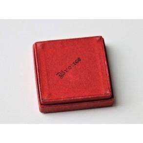 Adolf Hitler bronze coin in box 1933