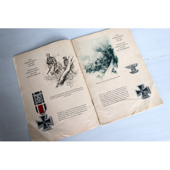 """Period medal magazine """"Der Lohn der Tat"""""""