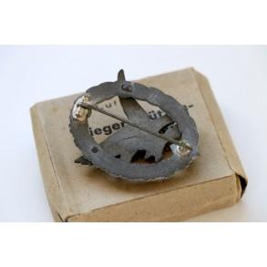 Luftwaffe Radio Operator / Airgunner by Friedrich Linden + cardboard  box