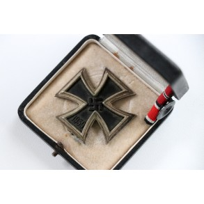 "Iron cross Iron cross 1st class by W. Deumer ""3"" + BOX"