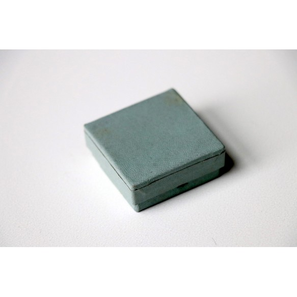Baby blue LDO box for iron cross clasp 2nd clasp
