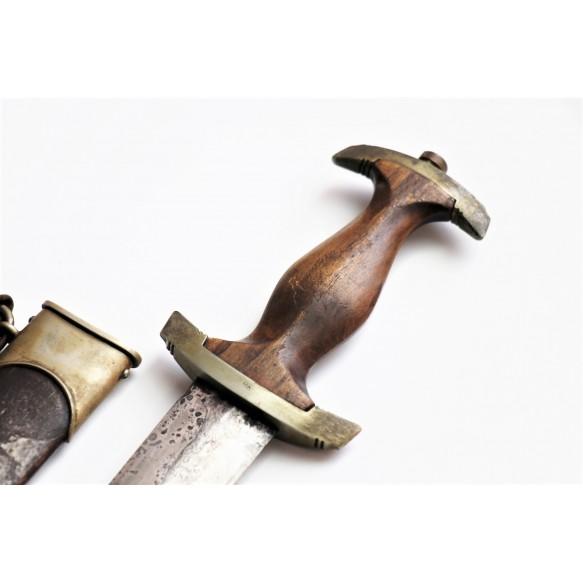 SA dagger by Anton Winger, Solingen