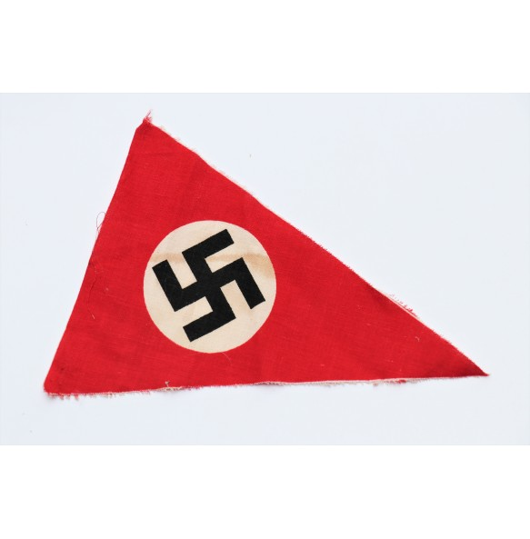 """Small """"house"""" pennant"""