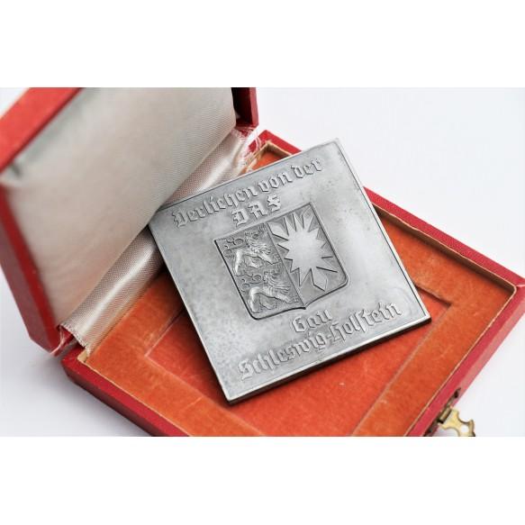 """DAF Honor award """"Für Bewehrung Im Leistungskampf Der Deutschen Betriebe"""" by C.R. Hein"""