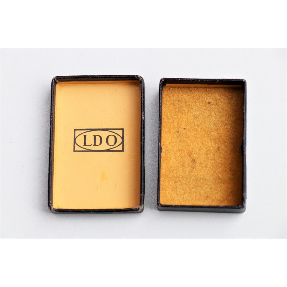 LDO box for wound badge in black