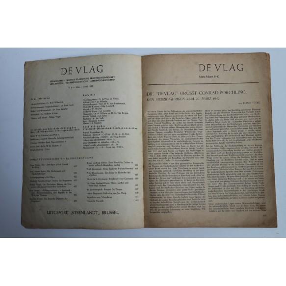 Period magazine DeVlag Vlaanderen