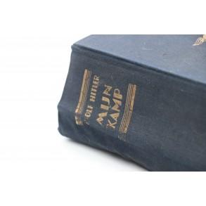 """Period book """"Mijn Kamp"""" by A. Hitler, Dutch edition"""