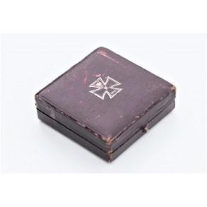 1914 Iron cross 1st class + personalised box