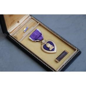 American Purple Heart + box