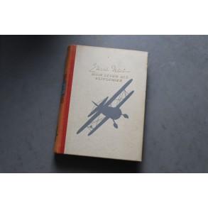"""1914 Period book: """"Ernst Udet, Mijn leven als Vliegenier"""" 1944"""