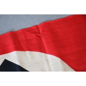 """Kriegsmarine """"Gösch Flagge"""" 80x50cm , made in Vlissingen Holland"""