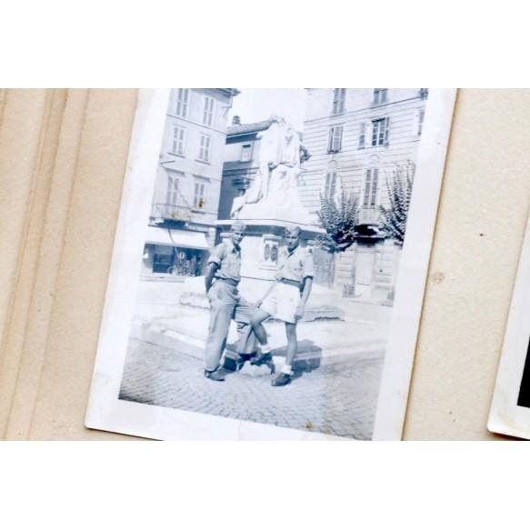 Photo album tropical Luftwaffe, Italy 1943