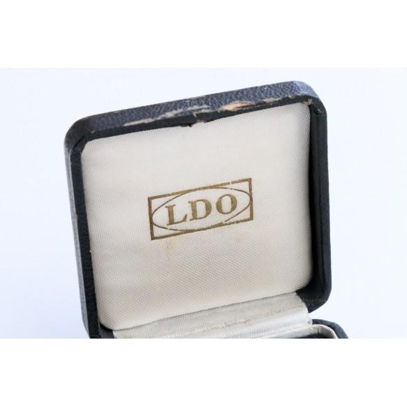 Empty box for LDO Iron Cross clasp 1st class