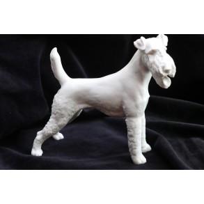 "SS porcelain Allach ""Fox terrier"""