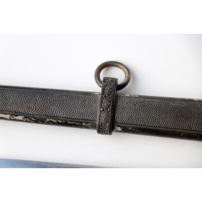 Army Wehrmacht officer dagger by F.W. Höller, Solingen