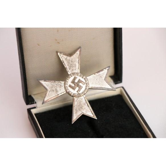 """War Merit Cross 1st class w/o swords by K. Gschiermeister """"50"""" + box"""