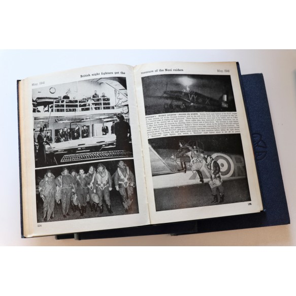 Book series: The War in Pictures 1939-1945