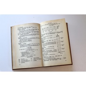 "Period Hitlerjugend instruction book ""HJ im Dienst"""
