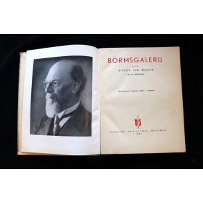 """Period book """"Bormsgalerij"""" by Isidoor Van Beugem, uitgeverij """"Volk & Staat"""" Antwerpen 1943"""