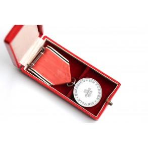 13. March 1938 Austrian annexation medal + box