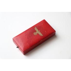 13. March 1938 Austrian annexation medal + case