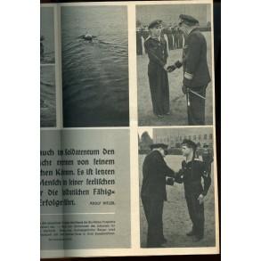 "Period brochure ""Die neger greifen an!"" 1945"