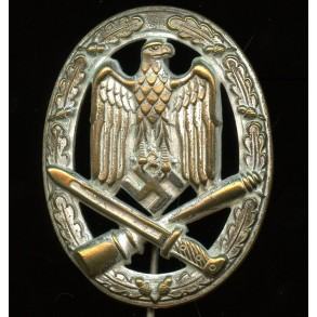General assault badge unknown maker nr1