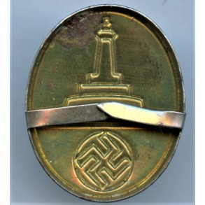 Cap badge of the Kyffhäuserbund