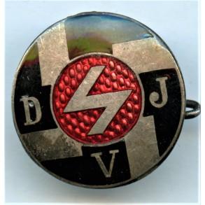 DJV (Deutsches Jungvolk) membership pin