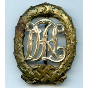 DRL sport badge for war disabled by Wernstein