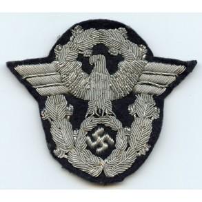 Polizei officer eagle for Kriegsmarine Polizei administration