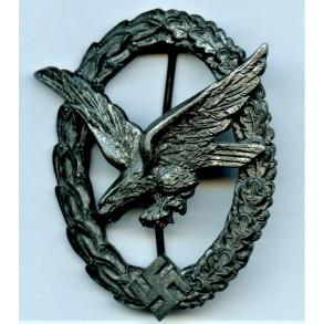 Luftwaffe airgunner badge by C.E. Juncker