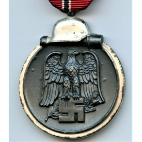 "East front medal by Karl Wurster K.G. ""18"" copper coated"