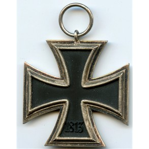 Iron cross 2nd class by Rudolf Souval + package