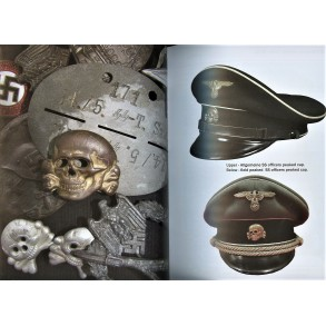 Collectors reference book: SS Metal cap insignia (1935-1945) by Andrew Reznik
