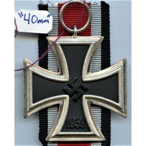 """Iron cross 2nd class by Berg & Nolte """"40"""""""