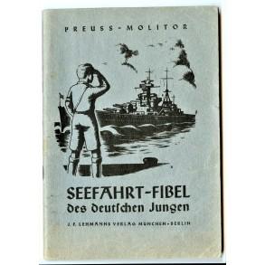 """Seefahrt-Fibel des Deutschen Jungen"" 1941"