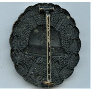 """Wound badge in black, 1st pattern """"mini swas"""""""