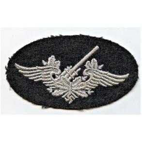 Luftwaffe flak proficiency sleeve badge