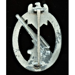 """Army flak badge by Foerster & Barth """"wide pin"""""""
