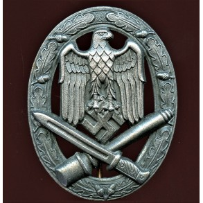 General assault badge by Gustav Brehmer