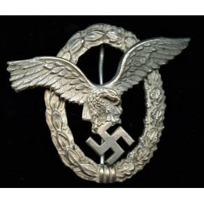 """Luftwaffe pilot badge by Brüder Schneider A.G """"FULL Maker"""""""