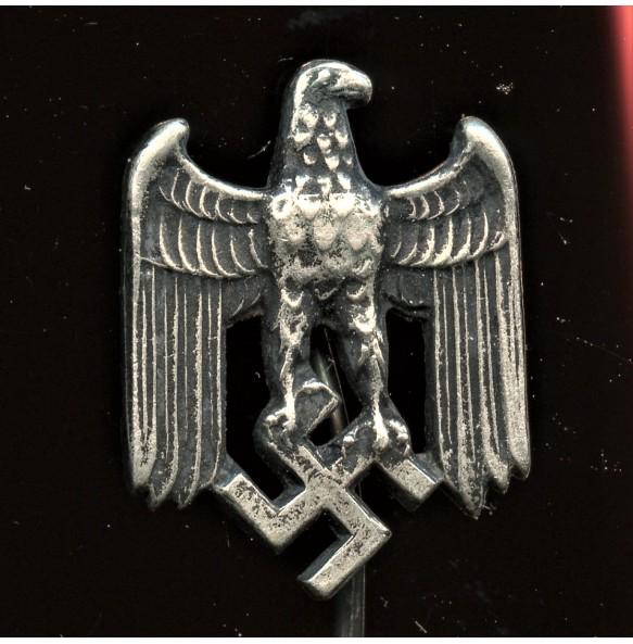 Wehrmacht civil attachments stickpin