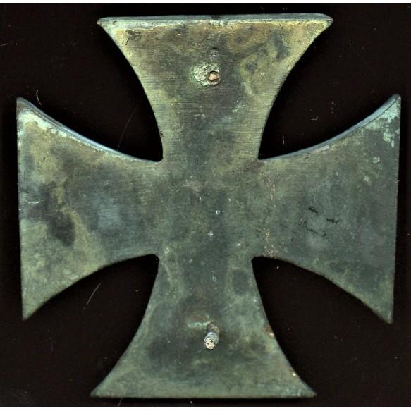 1939 Iron cross, grave cross
