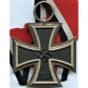 Iron Cross 2nd class by Fritz Zimmermann, type 1