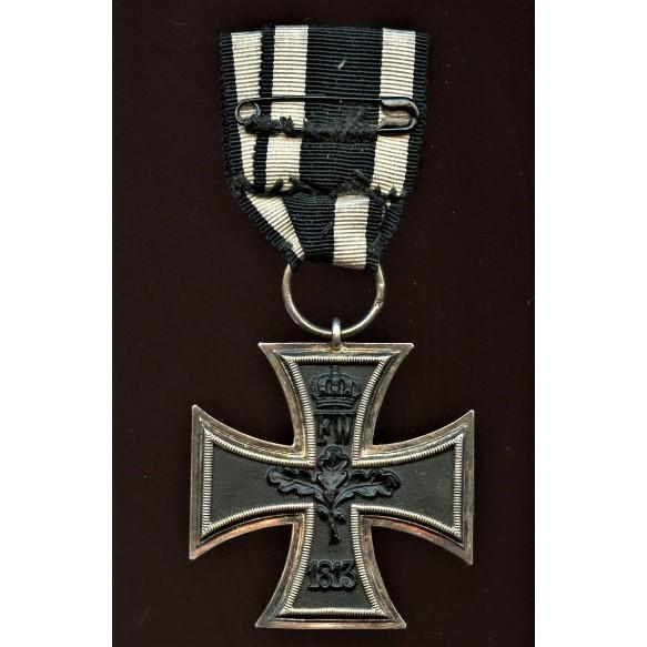 """1914 Iron Cross 2nd class """"R"""""""